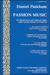 Pinkham: Passion Music